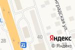 Схема проезда до компании Релстрой в Октябрьском