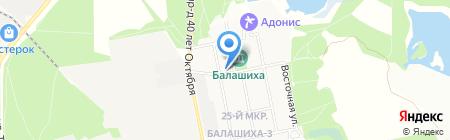 Good-service на карте Балашихи