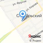 Городок на карте Киреевска