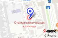 Схема проезда до компании СТОМАТОЛОГИЧЕСКИЙ КАБИНЕТ КРЫЛОВ А.А. в Балашихе