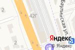 Схема проезда до компании Автомойка в Октябрьском