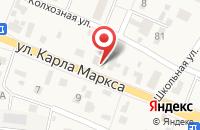 Схема проезда до компании СКЛАД-КЛАД в Красково