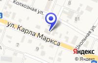 Схема проезда до компании АДМИНИСТРАЦИЯ ПОС. КРАСКОВО в Красково
