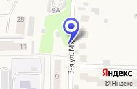 Схема проезда до компании БУЛОЧНАЯ КОЛОСОК в Хотьково