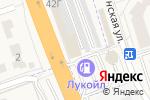 Схема проезда до компании Белый Сервис в Октябрьском