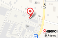 Схема проезда до компании СанТут в Красково
