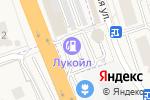 Схема проезда до компании Платежный терминал, Московский кредитный банк, ПАО в Октябрьском