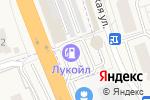 Схема проезда до компании Магазин запчастей для японских грузовиков в Октябрьском