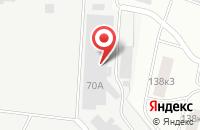 Схема проезда до компании Основа Сна в Щелково