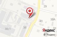 Схема проезда до компании Техагропромсервис в Красково