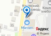 Магазин морепродуктов на карте
