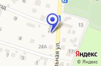 Схема проезда до компании СТАДИОН ЭЛЕКТРОН в Красково