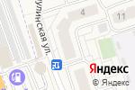Схема проезда до компании Строймаркет в Островцах