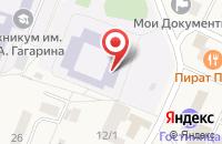 Схема проезда до компании Гимназия №56 в Красково