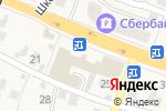 Схема проезда до компании Qiwi в Красково