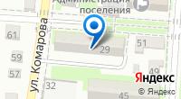 Компания Сбербанк на карте