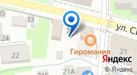Компания Red Taxi на карте