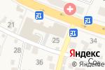 Схема проезда до компании Четыре лапы в Красково