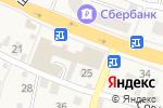 Схема проезда до компании Акора в Красково