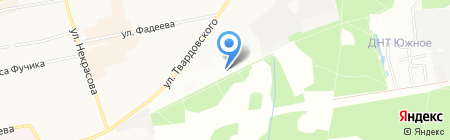 Бластинг-Сервис на карте Балашихи
