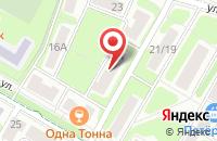 Схема проезда до компании Информационное Агентство Щелковского Района Московской Области в Щелково