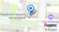 Компания Архитектурно-градостроительный центр на карте
