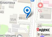 Магазин офисной техники на карте