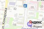 Схема проезда до компании Магазин офисной техники в Крымске