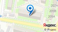 Компания Сеть компьютерных клиник на карте