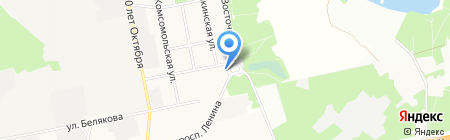 iDent на карте Балашихи