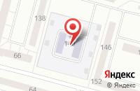 Схема проезда до компании Ручеёк в Череповце