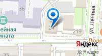 Компания Триумф-Про на карте