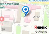 Противотуберкулезный диспансер №20 на карте