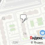 Магазин салютов Балашиха- расположение пункта самовывоза