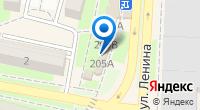 Компания Мастер на карте
