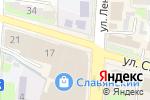 Схема проезда до компании Изумруд в Крымске