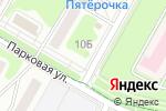 Схема проезда до компании Киоск по продаже кондитерских изделий в Щёлково