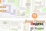 Схема проезда до компании Банкомат, Россельхозбанк в Крымске