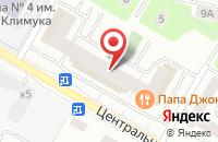 Схема проезда до компании Ритуальная Городская похоронная служба в Щелково