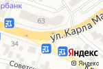Схема проезда до компании Красковская городская похоронная служба в Красково