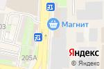 Схема проезда до компании 33 курицы в Крымске