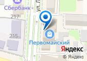 Вятская кредитная компания, КПК на карте