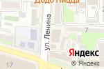 Схема проезда до компании Магазин товаров для творчества и рукоделия в Крымске