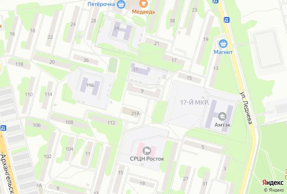 купить квартиру в ЖК Леднева, 9