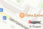 Схема проезда до компании Банкомат, Московский кредитный банк, ПАО в Щёлково