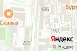 Схема проезда до компании Стиль в Крымске