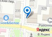 Крымская типография на карте