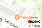 Схема проезда до компании Банкомат, СДМ-банк, ПАО в Щёлково