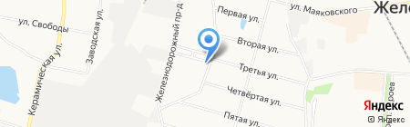 Веста на карте Балашихи