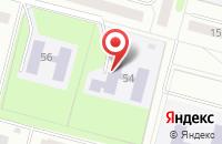 Схема проезда до компании Детский сад №104 в Череповце
